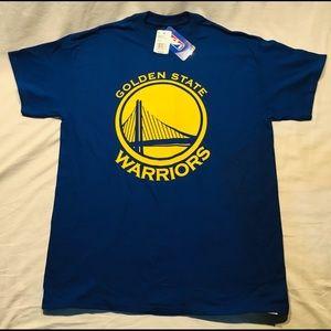 NWT Golden State Warriors t shirt size medium